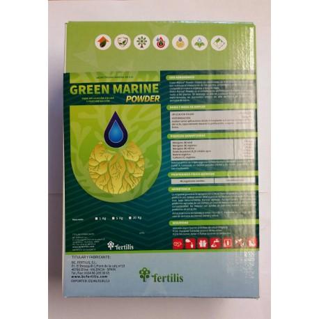 GREEN MARINE POWDER 1 KG