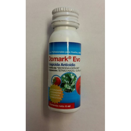 Fungicida antioidio DOMARK env.6 ml